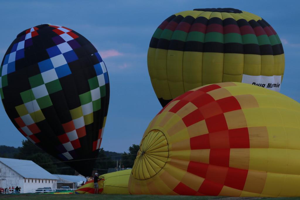 Hot Air Balloon Night Glow02