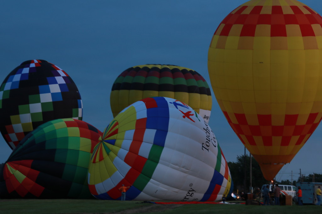 Hot Air Balloon Night Glow04