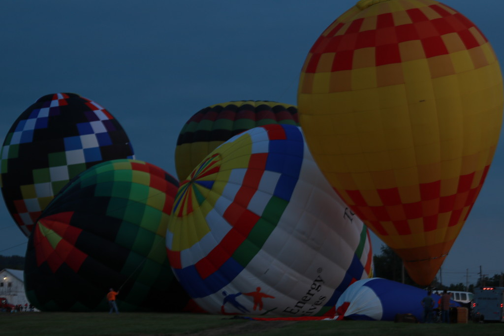 Hot Air Balloon Night Glow05