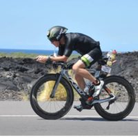CHS graduate competes in World Championship Ironman competition