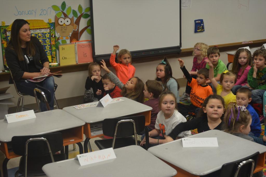 Junior Achievement Day at Ridgewood07