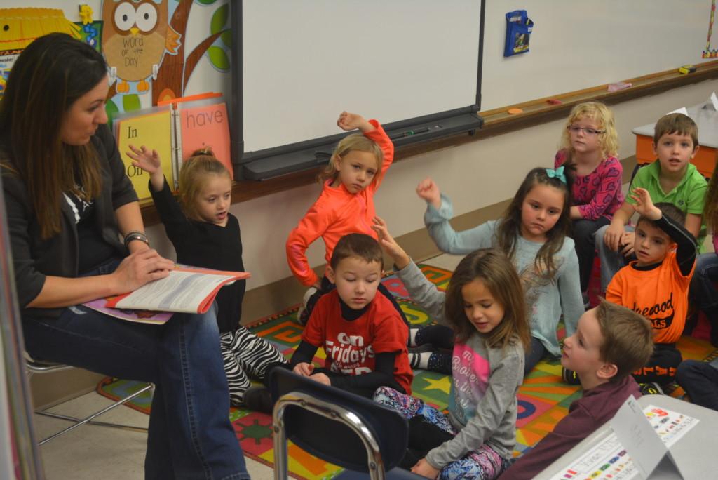 Junior Achievement Day at Ridgewood08