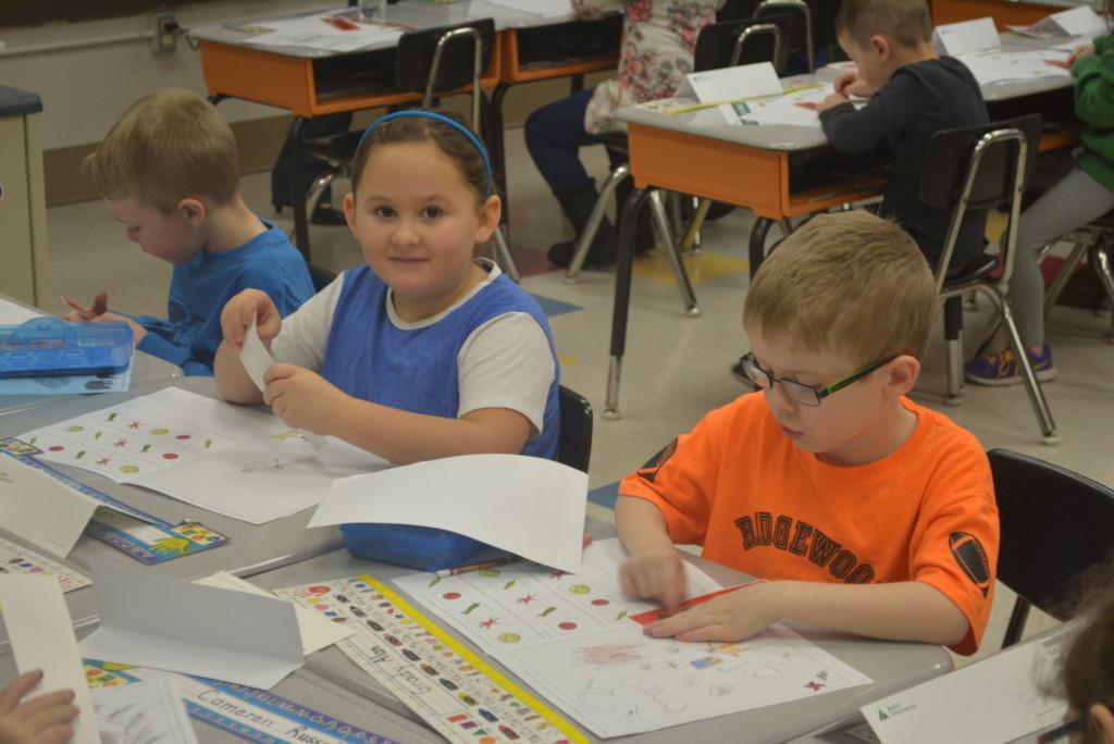 Junior Achievement Day at Ridgewood09