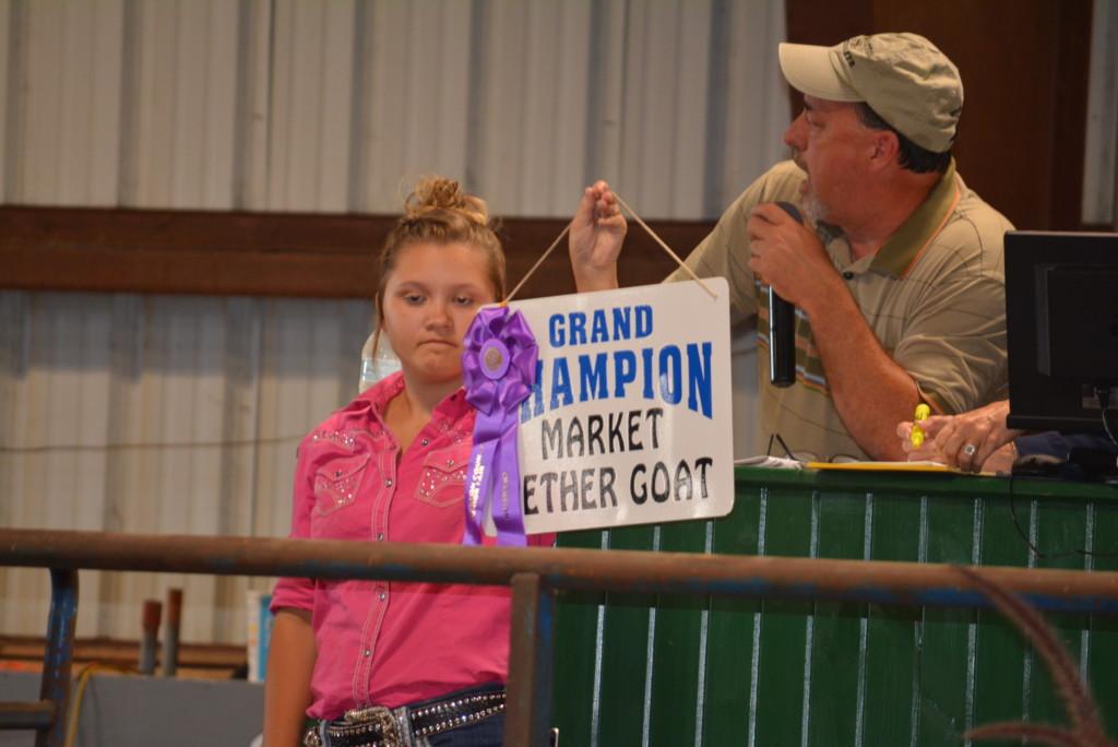 Junior Fair Livestock Auction13