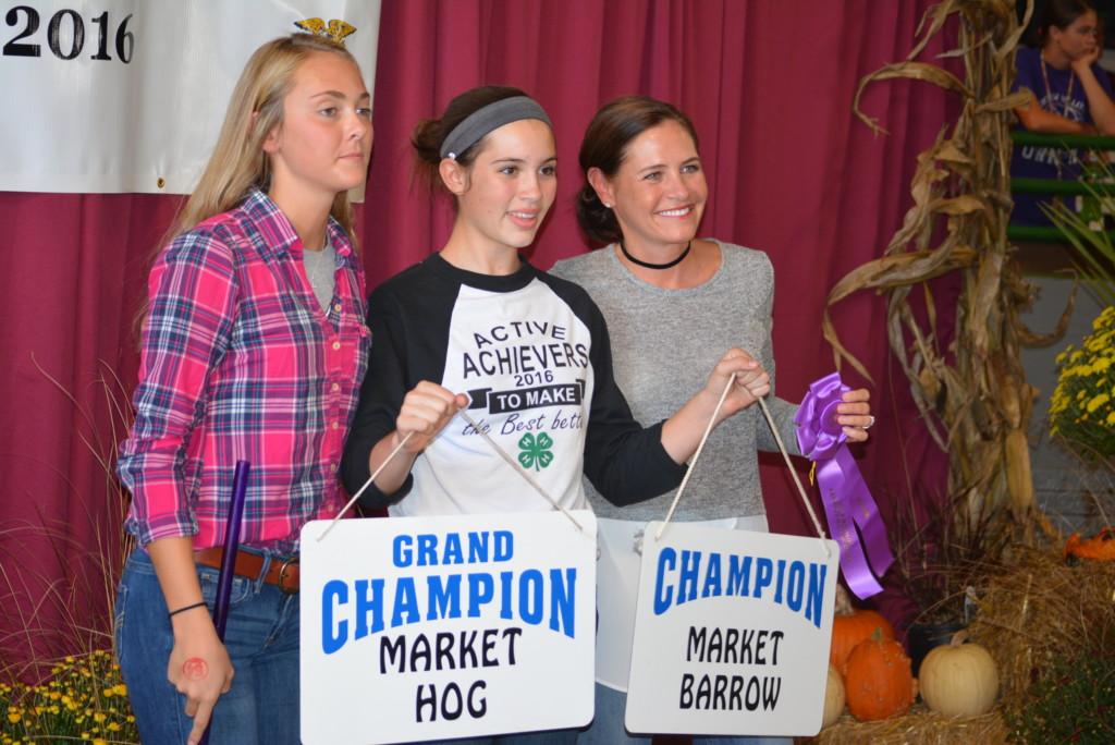 Junior Fair Livestock Auction18