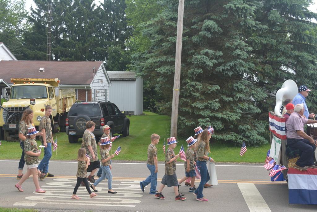 Keene Memorial Day Parade31