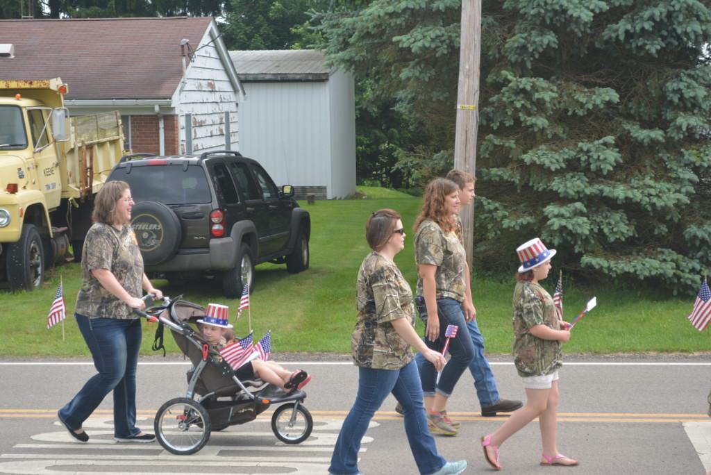 Keene Memorial Day Parade33