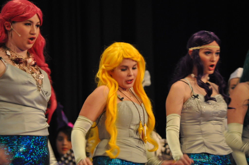 Little Mermaid at RVHS09