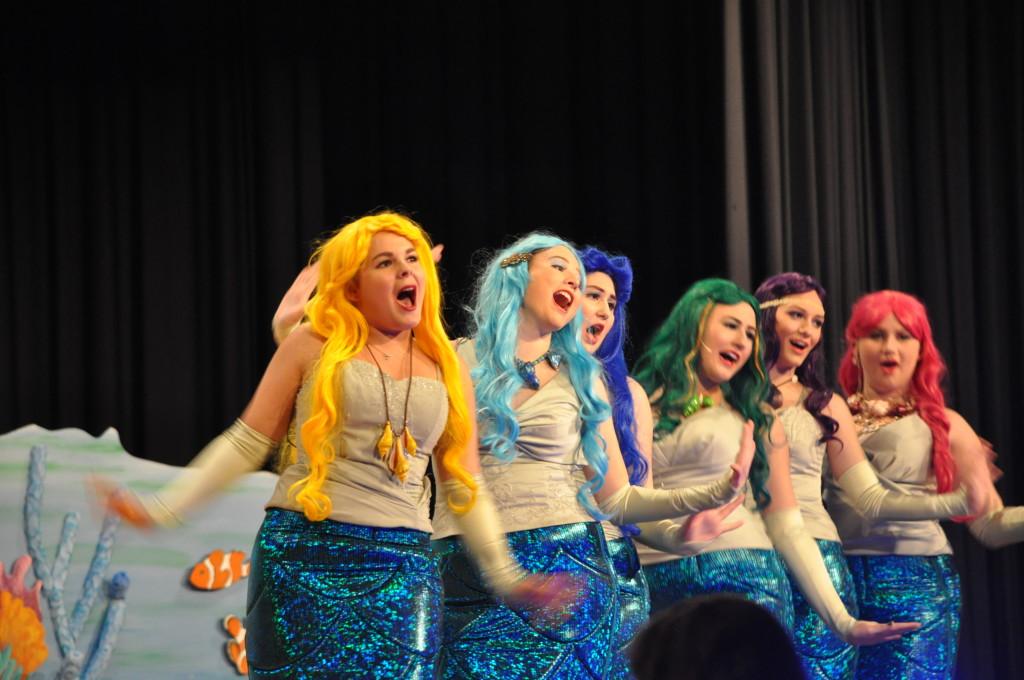 Little Mermaid at RVHS16