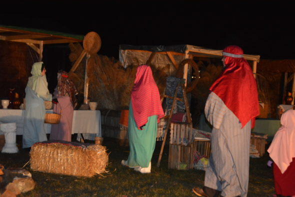 Coshocton Christian Tabernacle to host live nativity : coshocton beacon  today