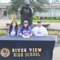 River View holds signing day