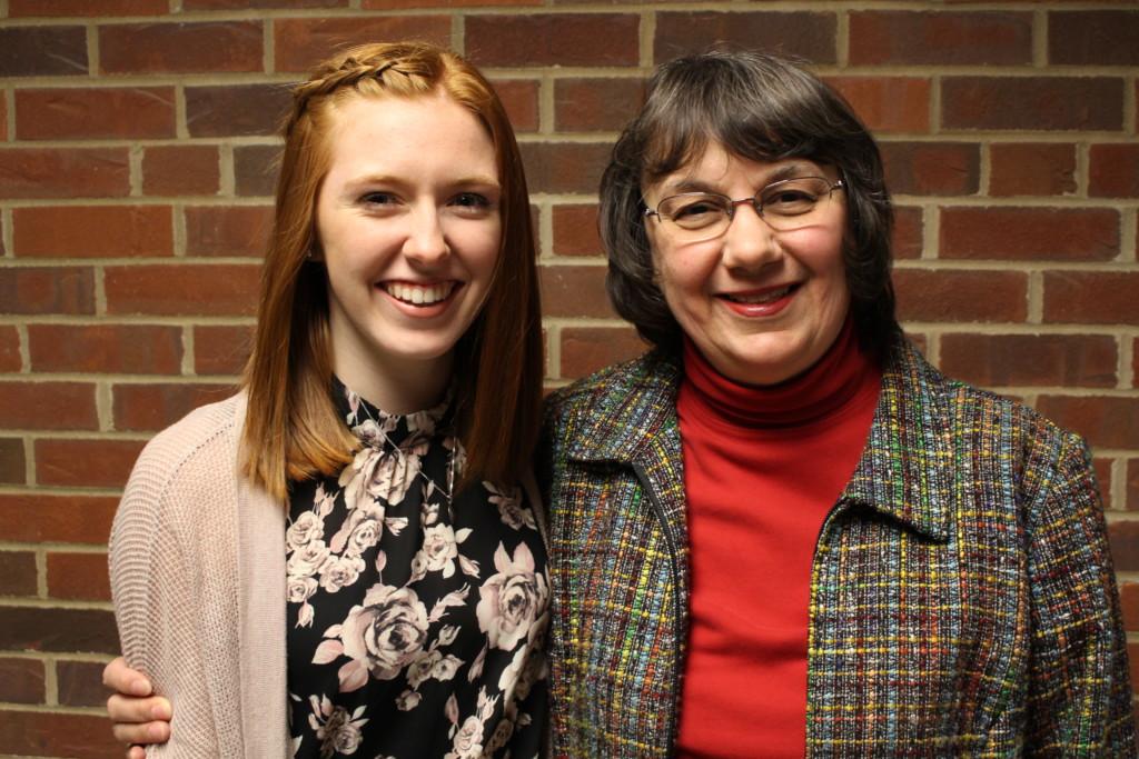 Madison Miller and Diane Schlegel 2