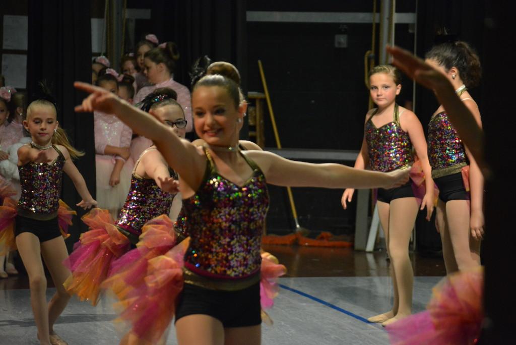 Miss Jennifer's Dance Studio recital10