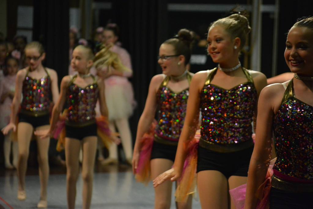 Miss Jennifer's Dance Studio recital11