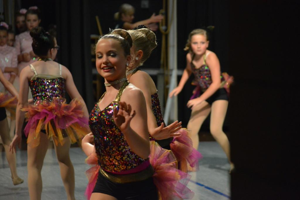Miss Jennifer's Dance Studio recital12