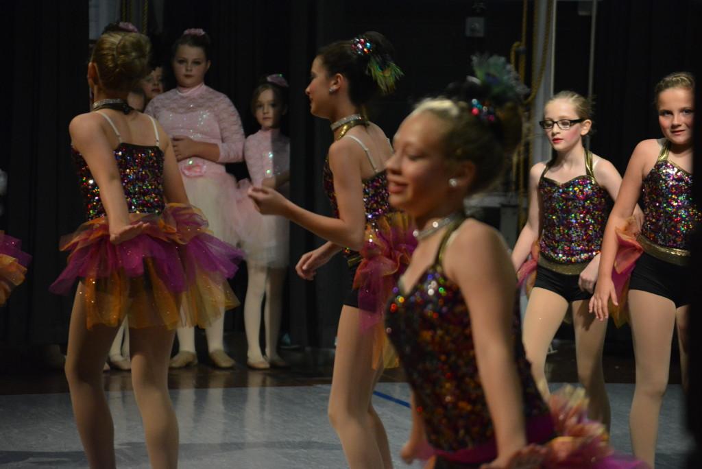Miss Jennifer's Dance Studio recital14