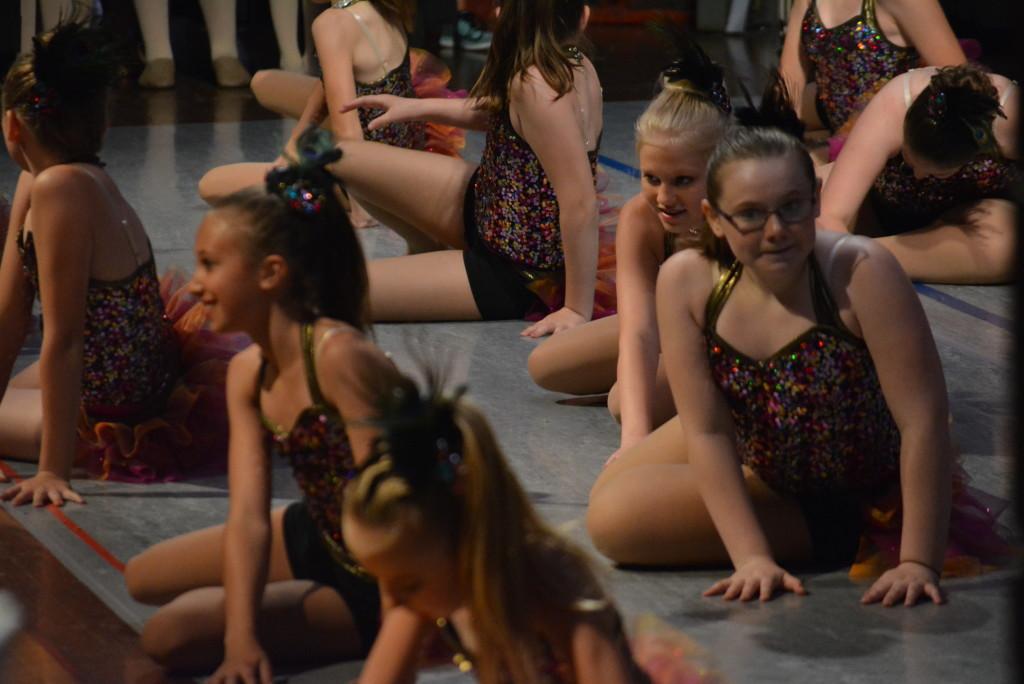 Miss Jennifer's Dance Studio recital15