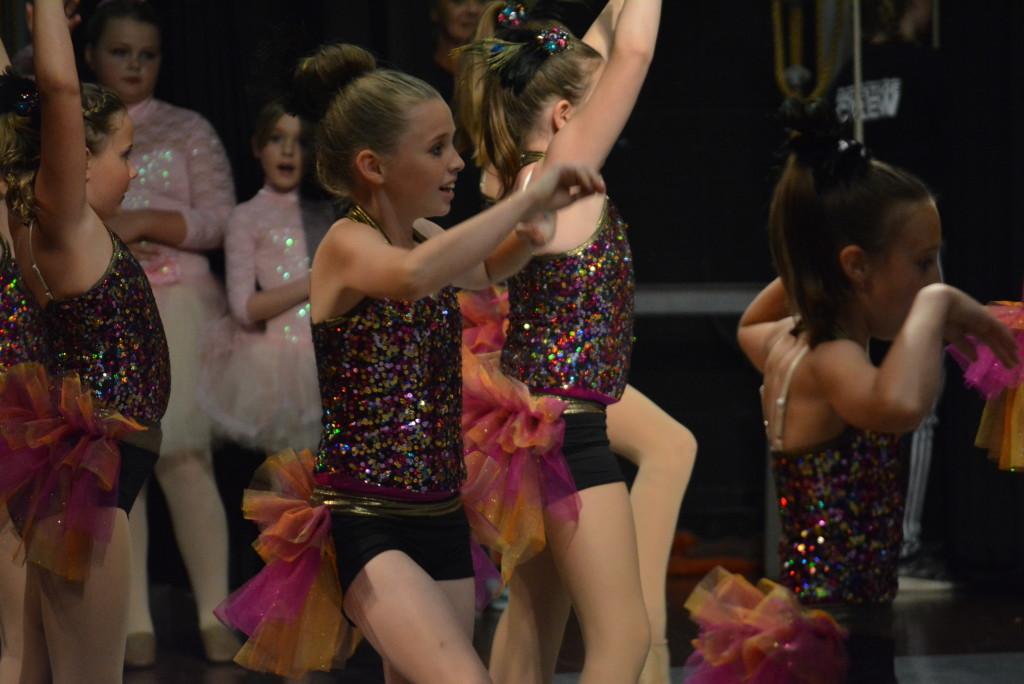 Miss Jennifer's Dance Studio recital16