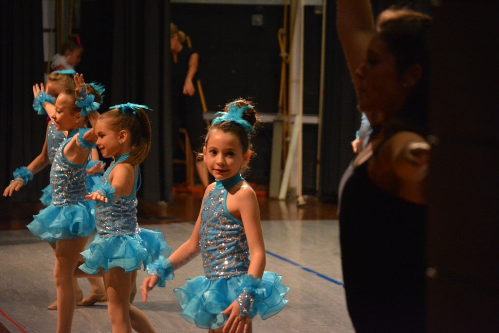 Miss Jennifer's Dance Studio recital30
