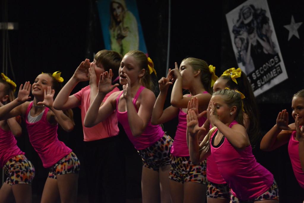 Miss Jennifer's Dance Studio recital61