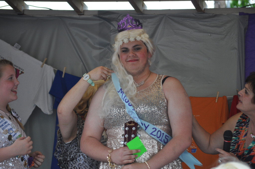 Miss Relay 201518