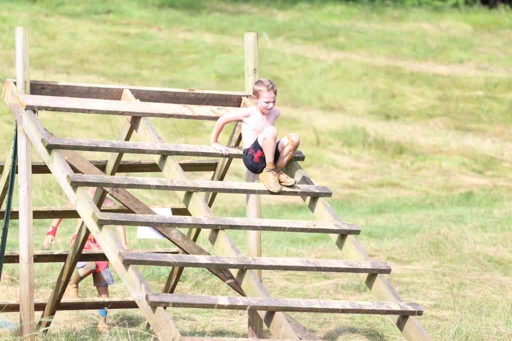 Mud Run Kids Course06