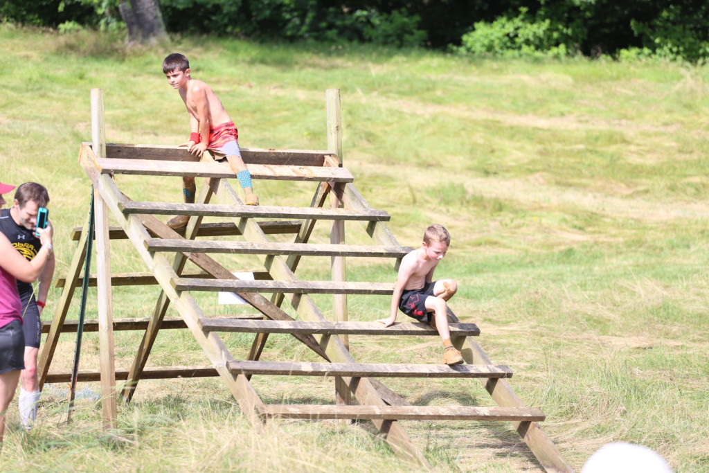 Mud Run Kids Course07