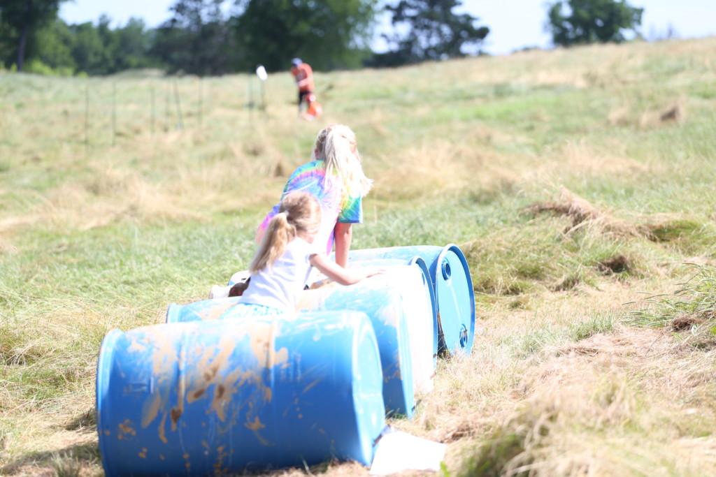 Mud Run Kids Course10