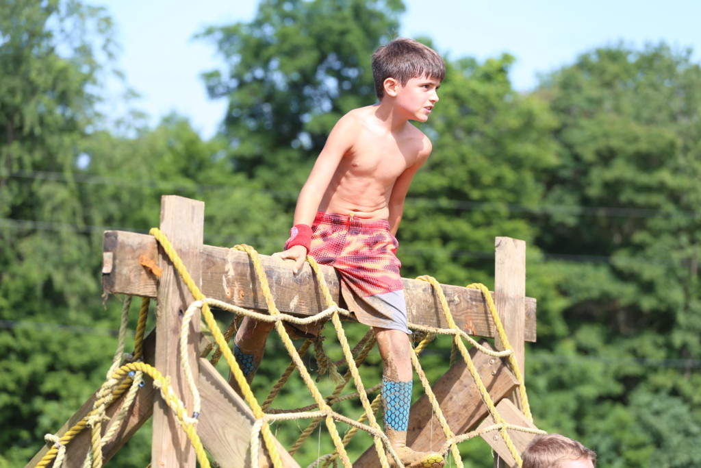 Mud Run Kids Course13