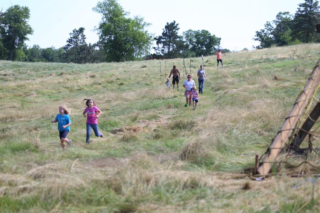Mud Run Kids Course18