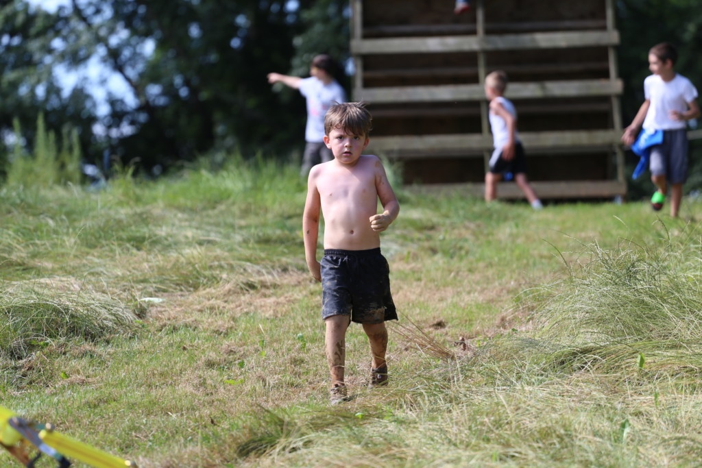 Mud Run Kids Course26