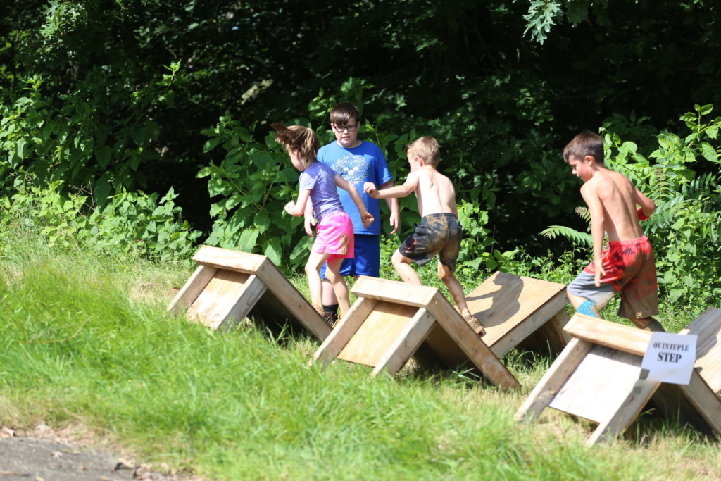 Mud Run Kids Course34