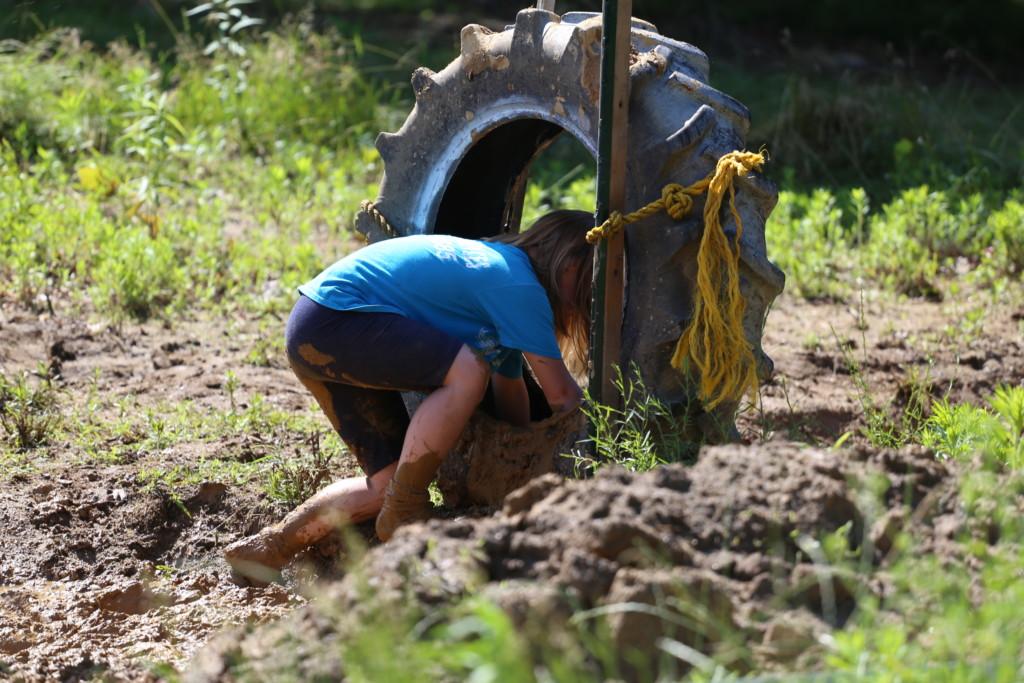 Mud Run Kids Course43