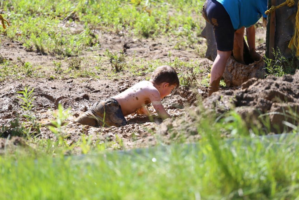 Mud Run Kids Course44