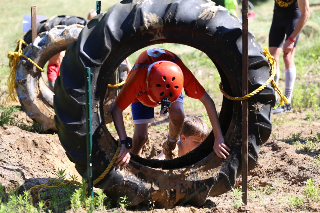 Mud Run Kids Course46