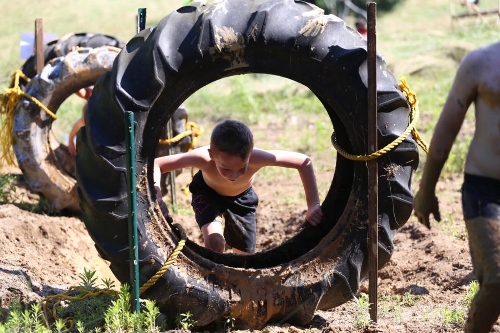 Mud Run Kids Course49