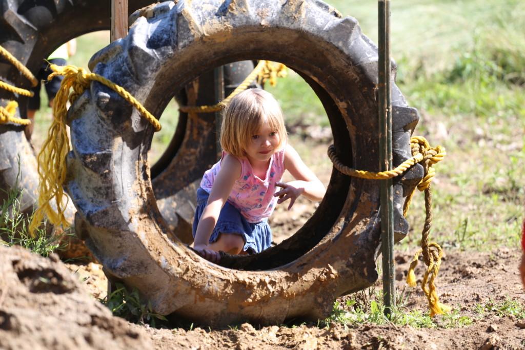 Mud Run Kids Course50