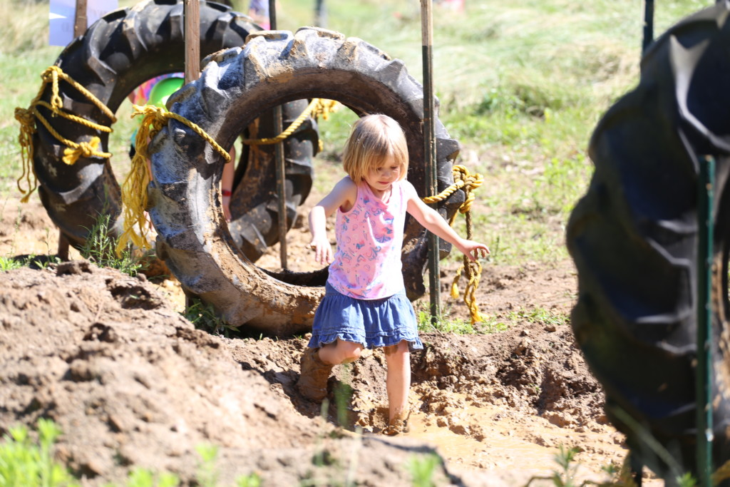 Mud Run Kids Course51