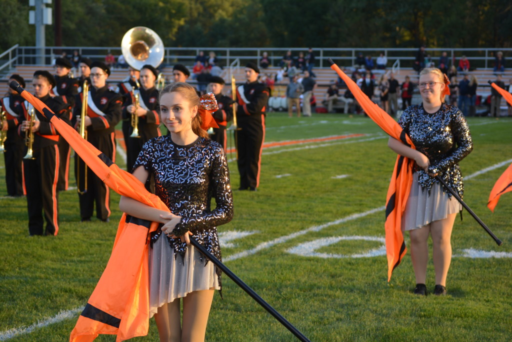 NHS Homecoming Game23