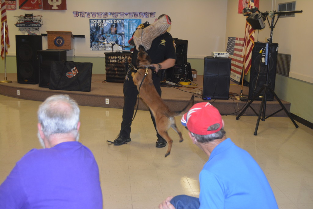 Nam Vets meet new K-923 – Copy