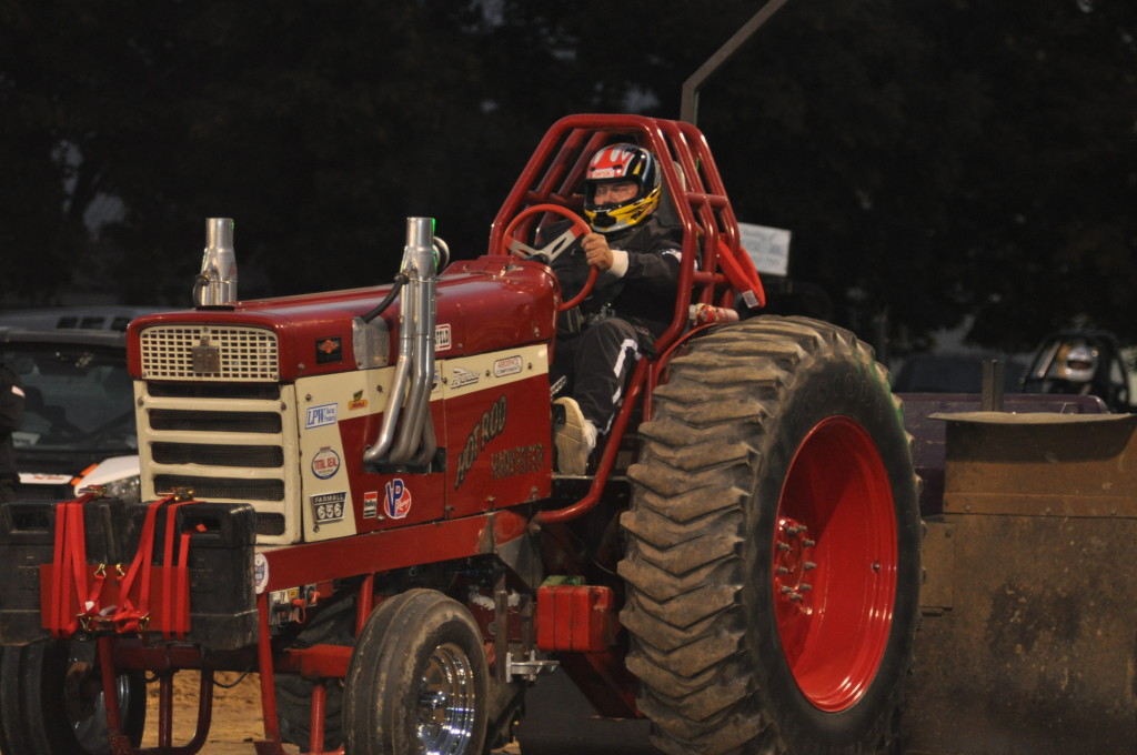 Open Truck and Tractor Pull01