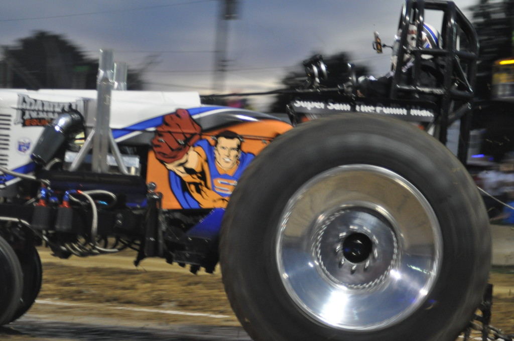 Open Truck and Tractor Pull05