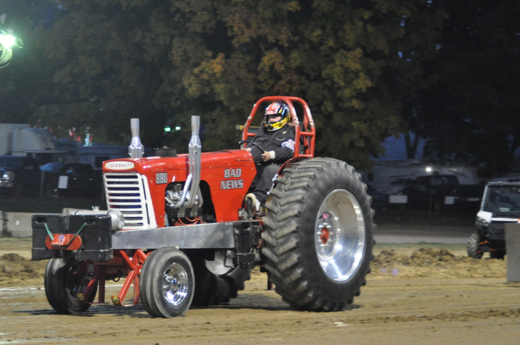 Open Truck and Tractor Pull08