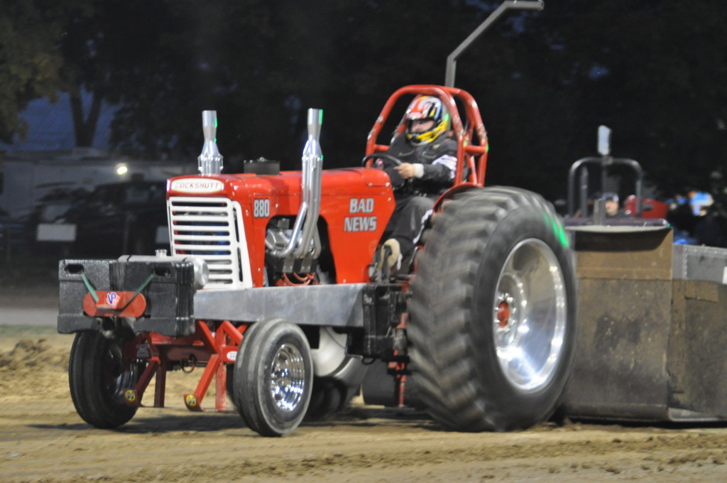 Open Truck and Tractor Pull10