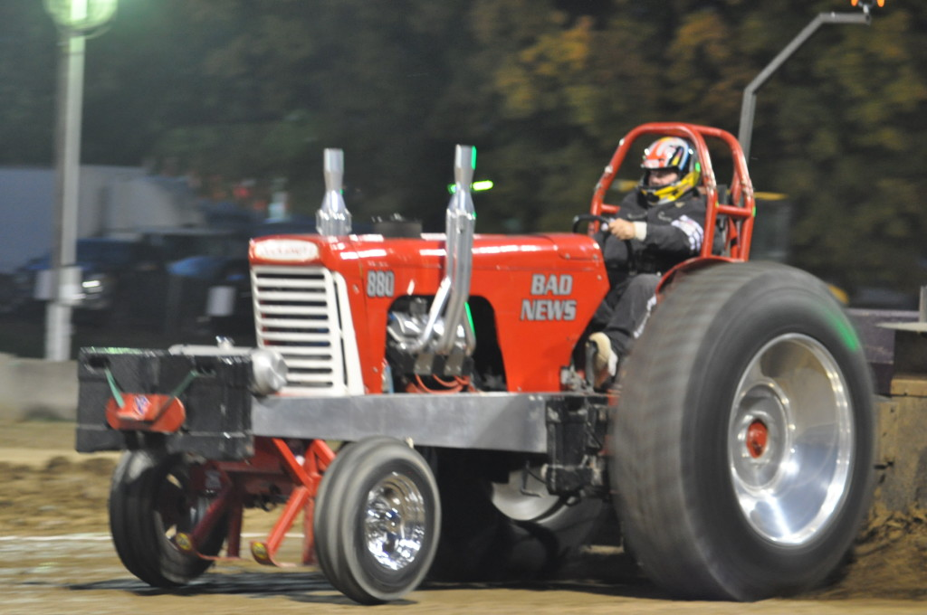 Open Truck and Tractor Pull11