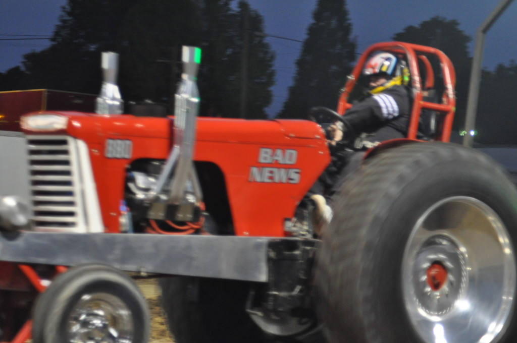 Open Truck and Tractor Pull12