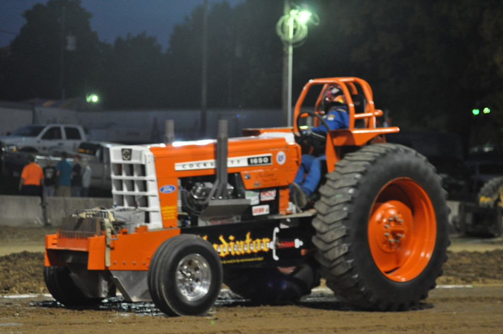 Open Truck and Tractor Pull13