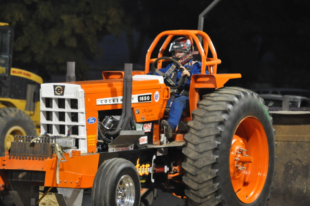 Open Truck and Tractor Pull14