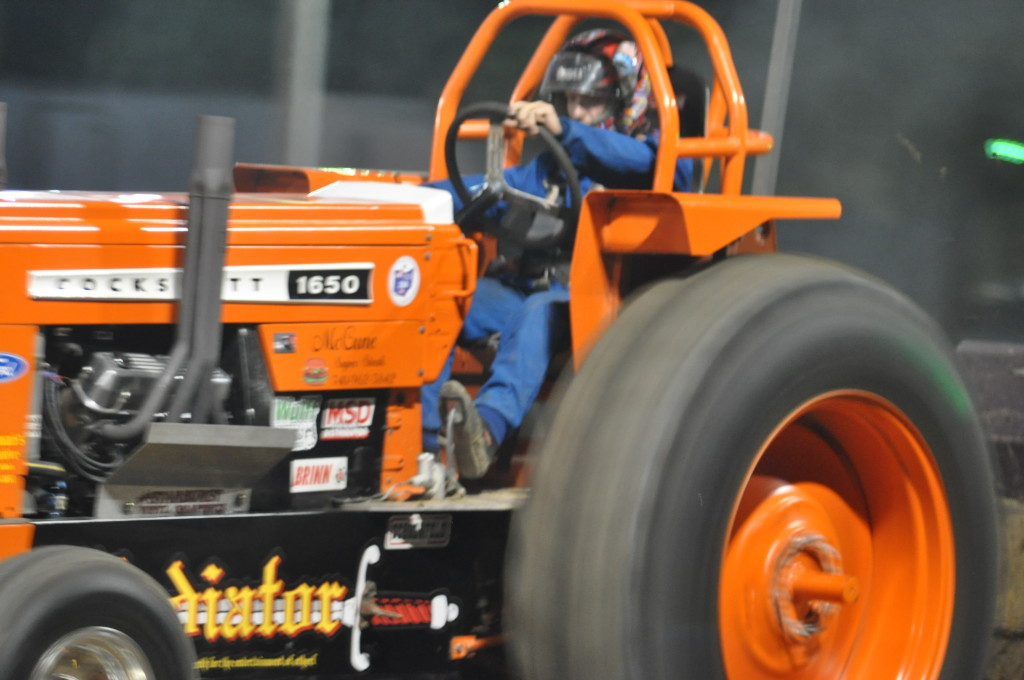 Open Truck and Tractor Pull15