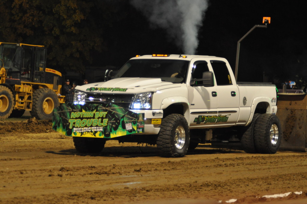 Open Truck and Tractor Pull25